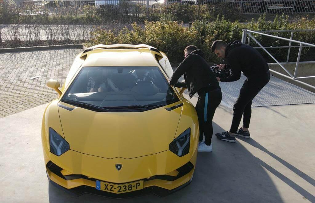 Clipshoot Lamborghini